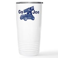 blue Go Joe Travel Mug
