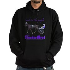 Bred in the Purple Hoody