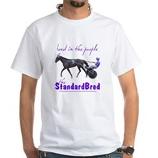 Bred in the Purple Shirt