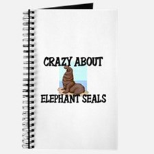 Crazy About Elephant Seals Journal