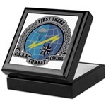 Combat Control Team Keepsake Box