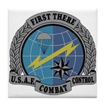 Combat Control Team Tile Coaster