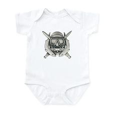 Combat Diver Infant Bodysuit