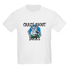 Crazy About Ducks T-Shirt