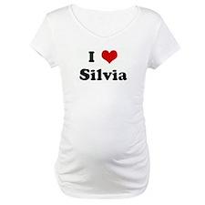 I Love Silvia Shirt