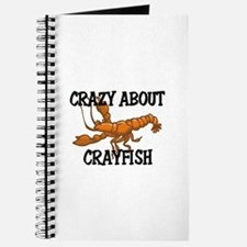 Crazy About Crayfish Journal