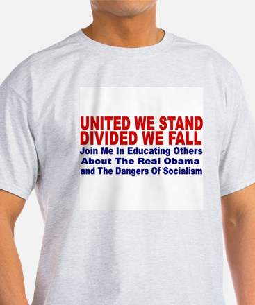 Cute Obama is a divider T-Shirt