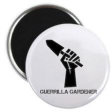 Guerrilla Gardening Magnet
