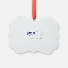 Duluthian American Ornament