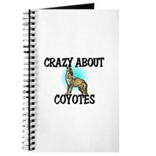 Crazy About Coyotes Journal