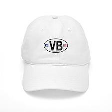 Virginia Beach VB Oval Baseball Cap