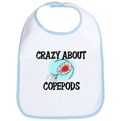 Crazy About Copepods Bib