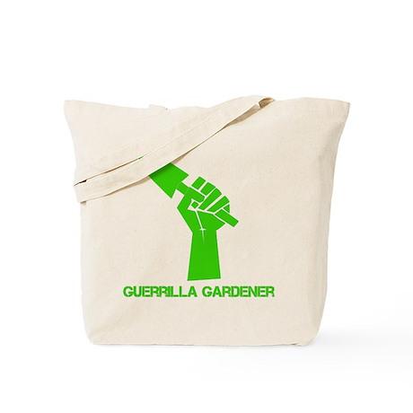 Guerrilla Gardening Tote Bag