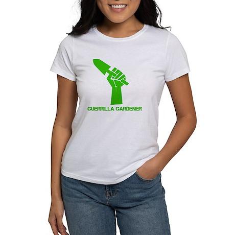 Guerrilla Gardening Women's T-Shirt