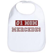 Mercedes #1 Mom Bib