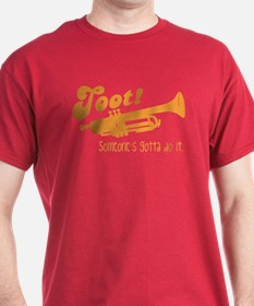 Cute Kids trumpet T-Shirt