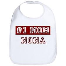 Nona #1 Mom Bib