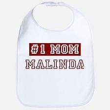 Malinda #1 Mom Bib