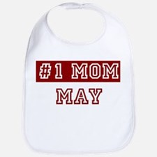 May #1 Mom Bib