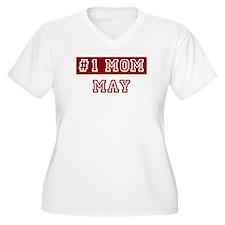 May #1 Mom T-Shirt