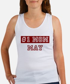 May #1 Mom Women's Tank Top