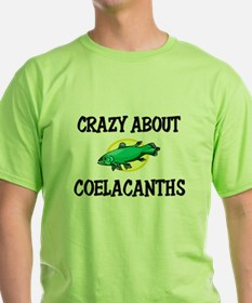 Crazy About Coelacanths T-Shirt