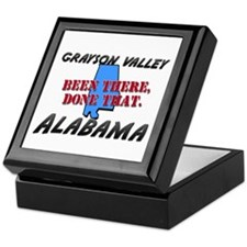 grayson valley alabama - been there, done that Kee