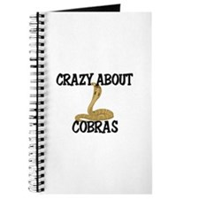Crazy About Cobras Journal