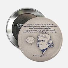 """Jefferson-Epic Fail 2.25"""" Button"""