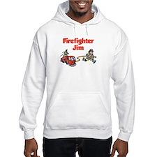 Firefighter Jim Hoodie