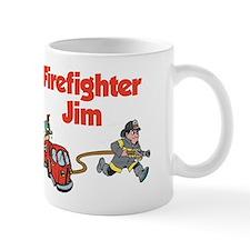 Firefighter Jim Mug