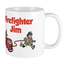 Firefighter Jim Mug