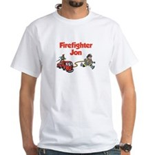 Firefighter Jon Shirt