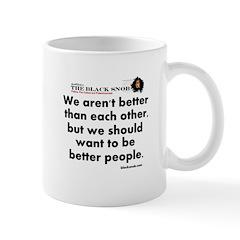 Be Better People Mug