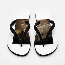 Gotta be a mouse Flip Flops