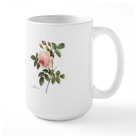 Tea Rose Large Mug