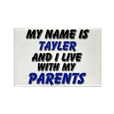 my name is tayler and I live with my parents Recta