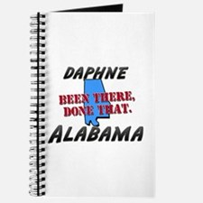 daphne alabama - been there, done that Journal