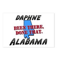 daphne alabama - been there, done that Postcards (