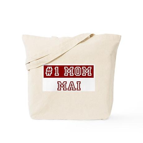 Mai #1 Mom Tote Bag