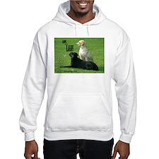 Labrador Retrievers Hoodie
