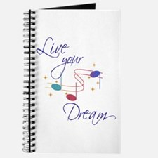 Live Your Dream Journal