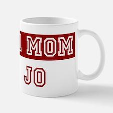 Jo #1 Mom Mug