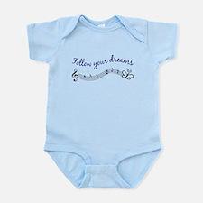 Follow Your Dreams Infant Bodysuit