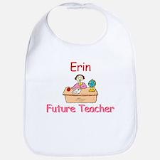 Erin - Future Teacher Bib