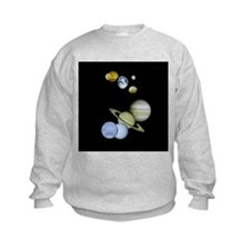 Our Solar System Planets Sweatshirt