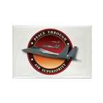 Air Superiority Rectangle Magnet (10 pack)