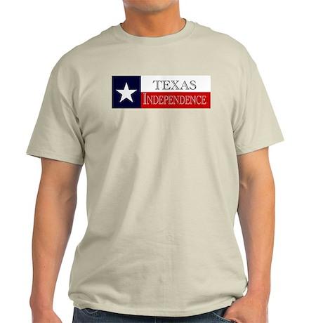 Texas Independence Light T-Shirt