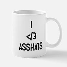 Cute Asshat Mug