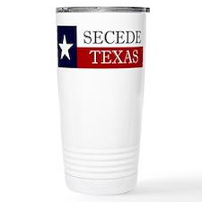 Secede Texas Travel Mug